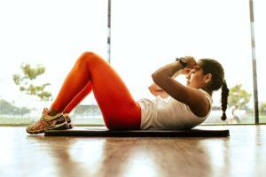 veces para hacer ejercicio en el gym