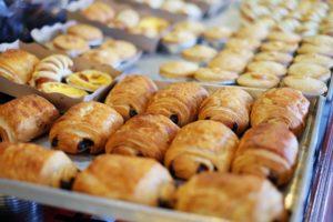 Croissants para desayunar