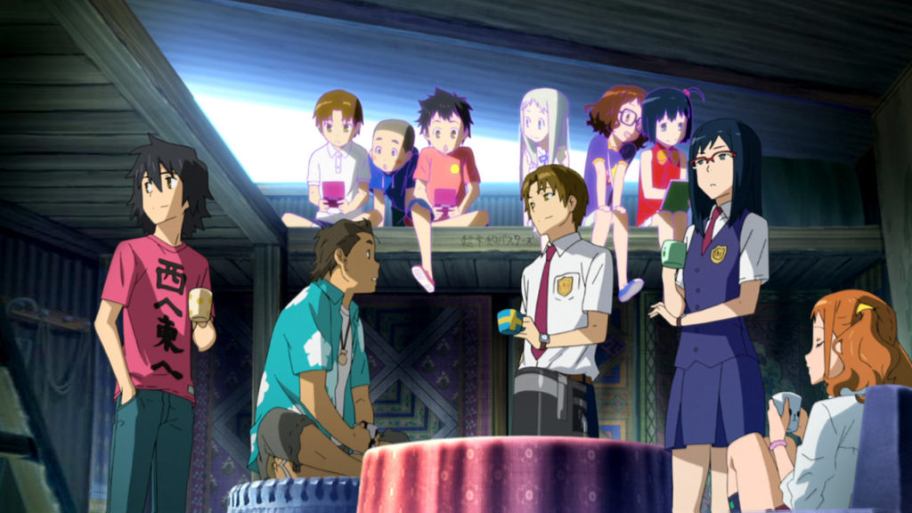 Anohana (2011) mejores anime