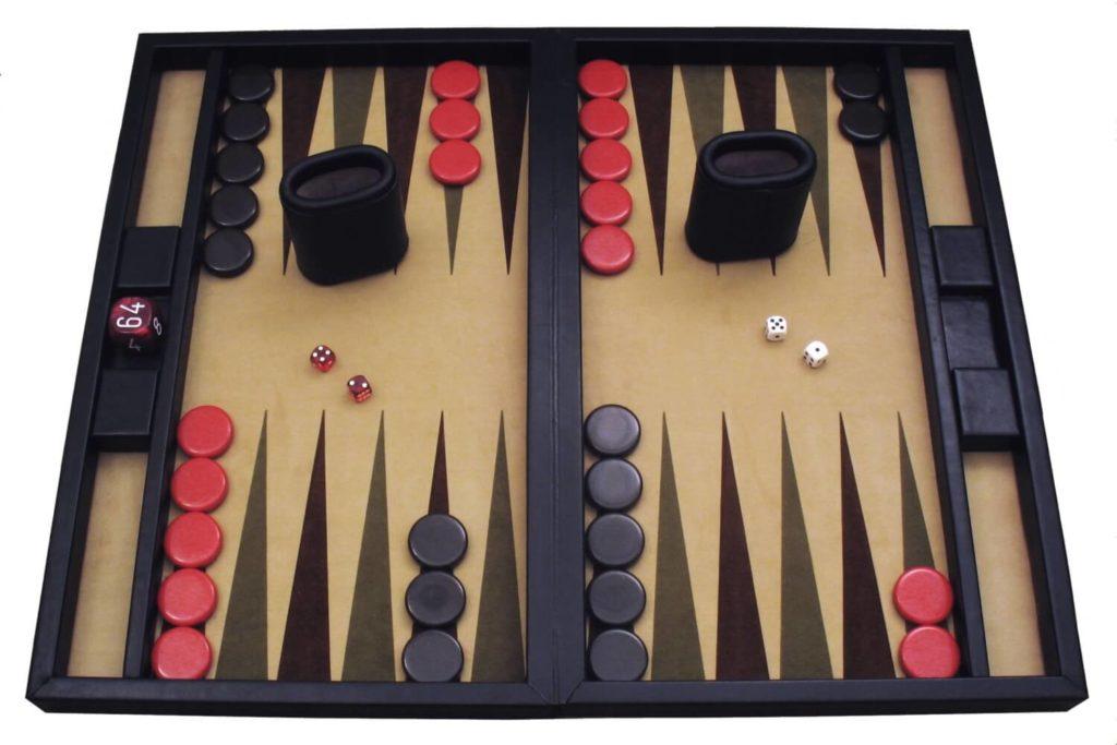 Backgammon juego de mesa