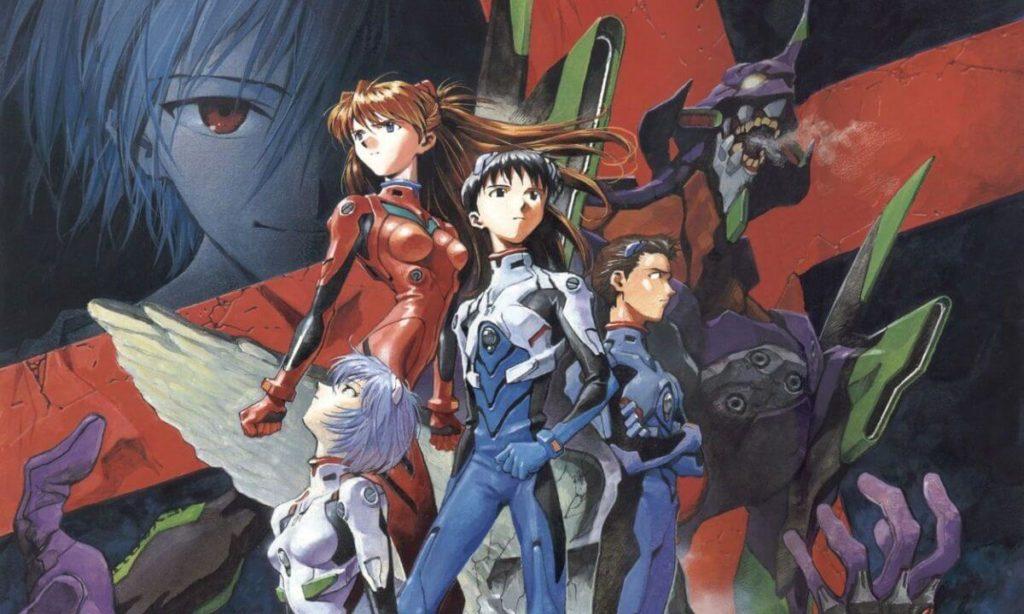 Rebuild of Evangelion (2007)