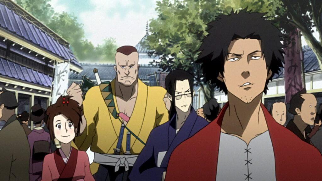 Samurai Champloo (2004)