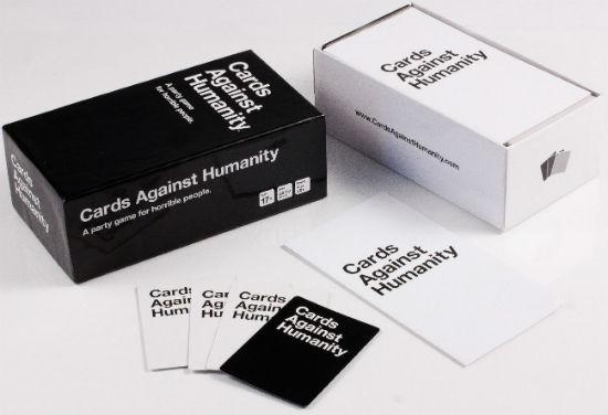 cartas contra la humanidad juegos de mesa
