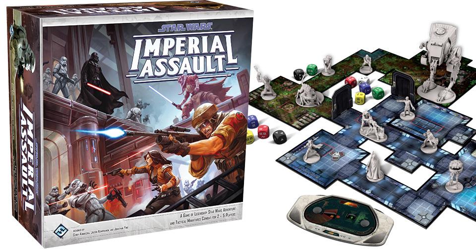 imperial assault juego de mesa
