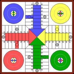 parchis juego de mesa