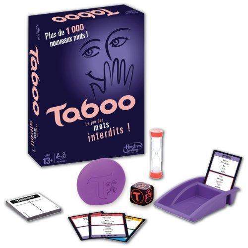 tabu juego de mesa