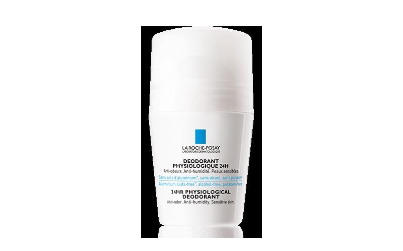 La Roche Posay Desodorante Roll On 24 Horas