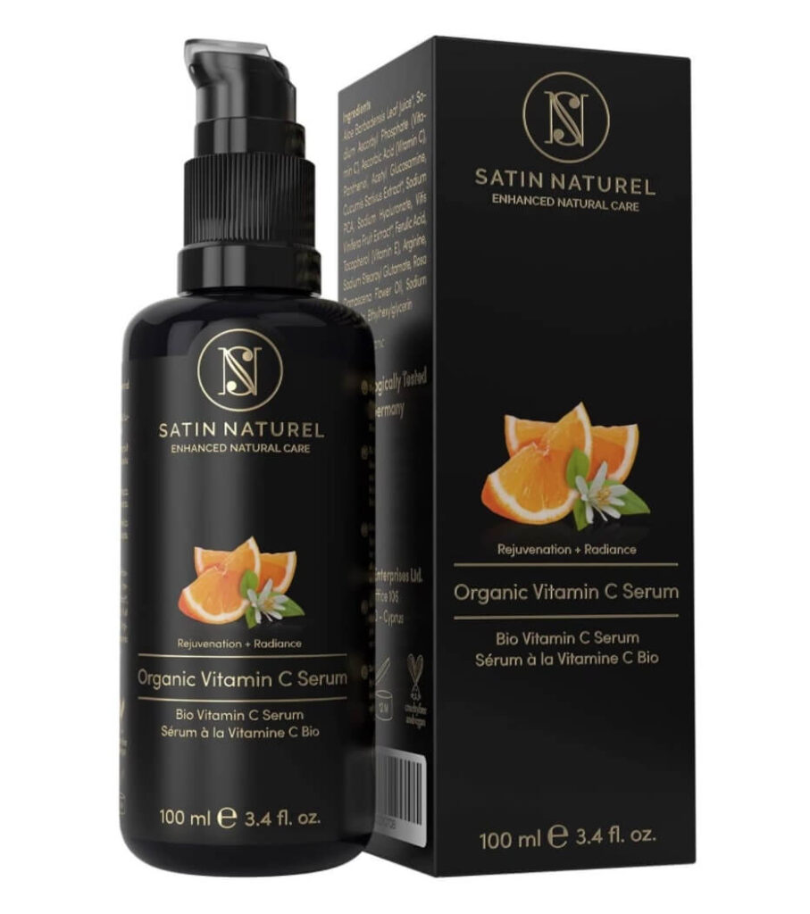 Satin Naturel Vitamina C