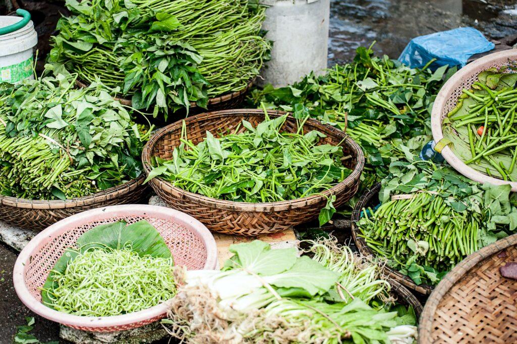 mercado de hierbas