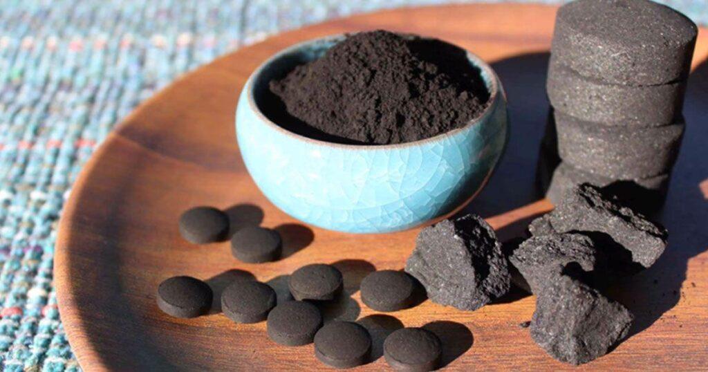 carbon vegetal propiedades
